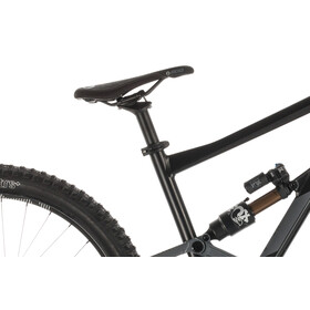 Cube Hanzz 190 TM MTB Full Suspension black